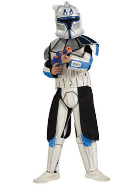 Deluxe Clone Trooper Leader Rex Child Costume
