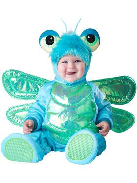 Deluxe Dinky Dragonfly Costume Toddler