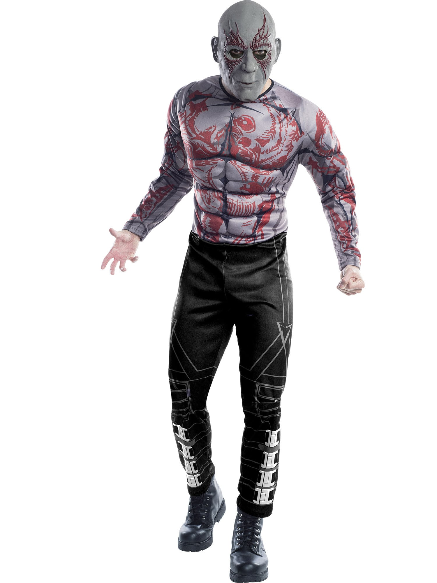 deluxe drax the destroyer mens costume