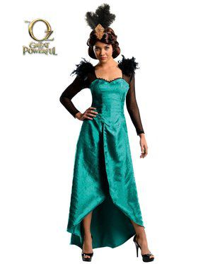 Deluxe Evanora Oz the Great and Powerful Teen Costume
