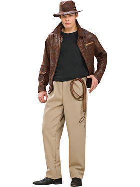 Deluxe Indiana Jones Adult Costume