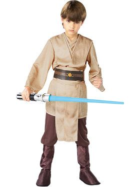 Deluxe Jedi Child Costume for Boys
