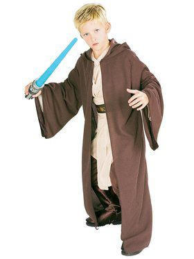 Deluxe Jedi Robe Child Costume