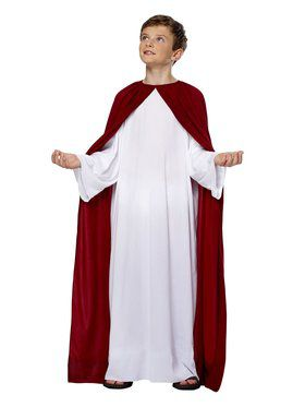 Deluxe Jesus or Joseph Costume for Boys