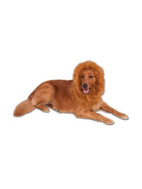 Deluxe Classic Lion's Mane For Pets
