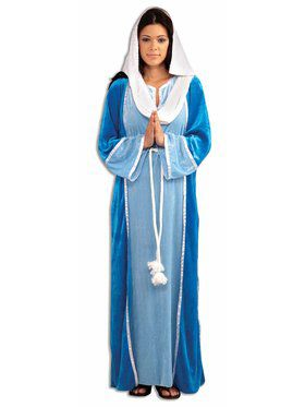 Deluxe Mary Women's Costume
