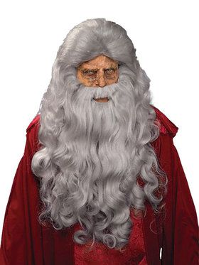 Deluxe Moses Wig and Beard Set Adult