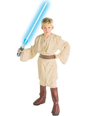 Deluxe Obi Wan Kenobi Child Costume