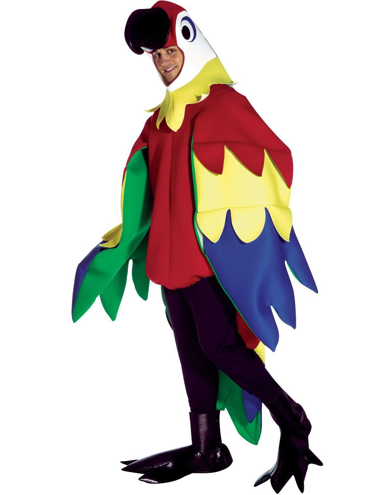 Adult parrot halloween costume images 246