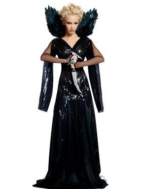 Deluxe Queen Ravenna Women's Costume