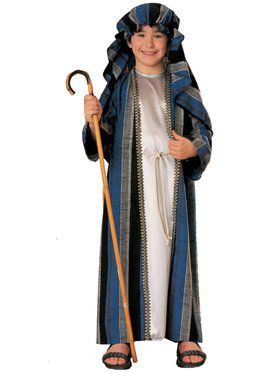Easter biblical costumes easter styles from wholesale halloween deluxe shepherd costume child solutioingenieria Choice Image
