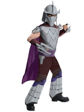 Deluxe Shredder Boy's Costume