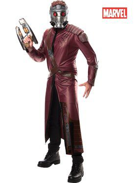 Deluxe Star-Lord Adult Costume