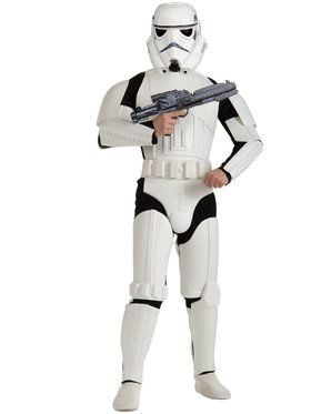 Deluxe Storm Trooper Adult Costume