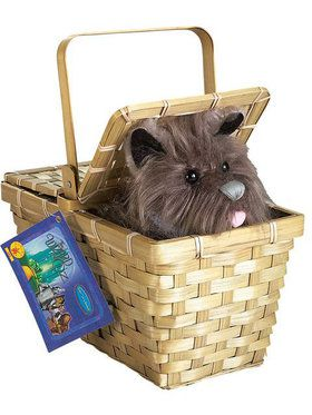 Deluxe Toto In A Basket Tm