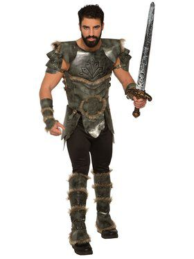 Deluxe Viking Armor for Adults