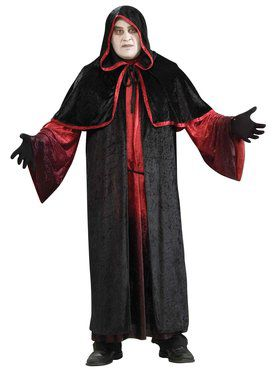 Demon Robe Adult Plus Costume