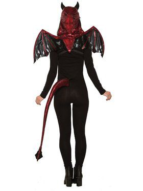 Devil and Demon Wings for Adults