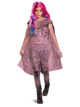 Girl's Deluxe Descendants 3 Audrey Costume