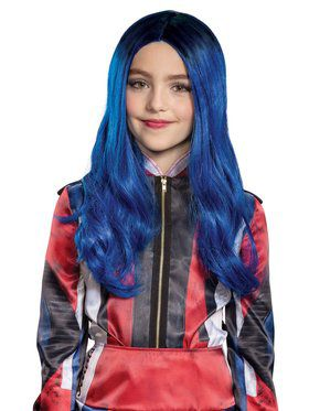 Descendants 3: Evie Child Wig