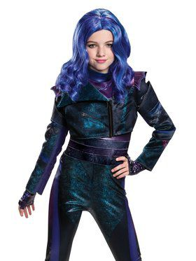 Descendants 3: Mal Child Wig