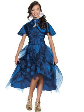Descendants Evie Coronation Deluxe Girl's Costume