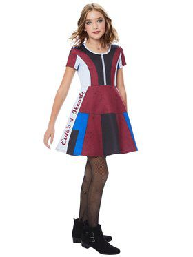 Child's Descendants Evie Dress Costume