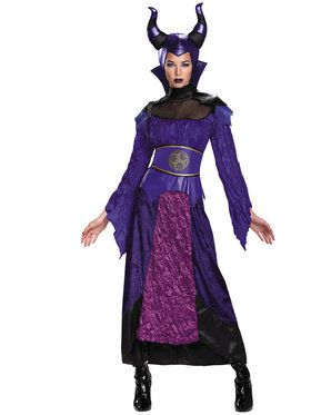 Descendants Maleficent Deluxe Women's Costume