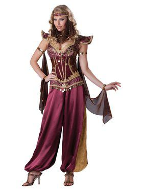 Desert Jewel Womens Costume