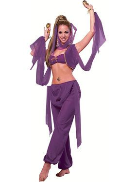Desert Princess Costume For Adults