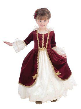 Designer Elegant Lady Girls Costume