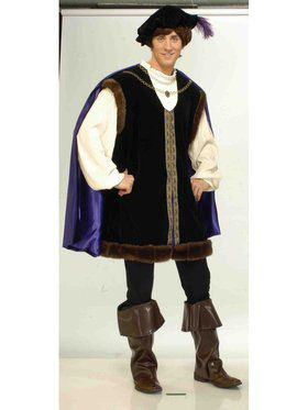Noble Lord Medium Adult Costume