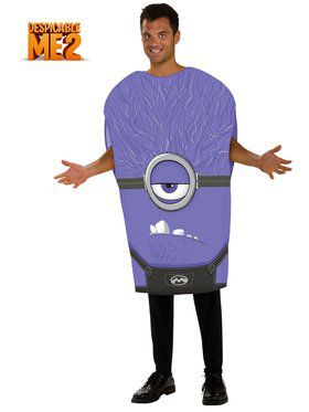 Despicable Me Evil Minion Adult Costume