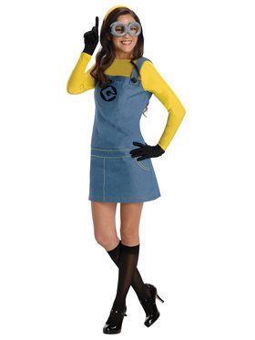 Despicable Me Minion Adult Costume