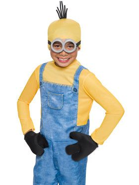 Despicable Me Minion Goggles