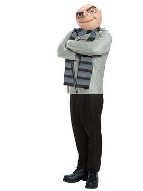 Despicable Me Plus Size Gru Adult Plus Size Costume