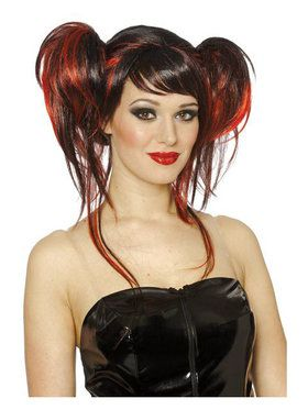 Devil 'do Wig Adult
