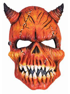 Devil Pu Adult Mask