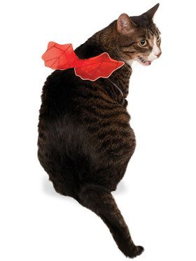 Devil Wings Costume For Pets