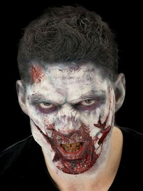 Devoured Zombie Special FX Makeup Kit