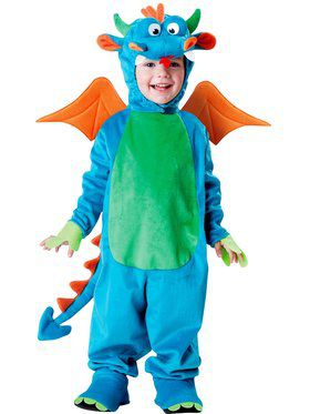 Dinky Dragon Costume Toddler