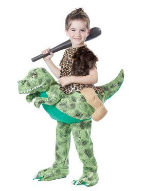 Dino Rider Costume Toddler