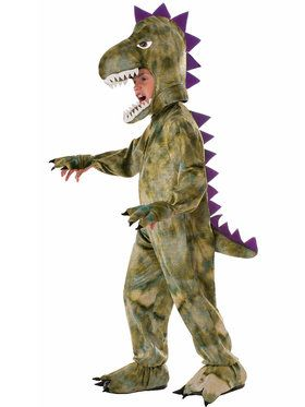 Dinosaur Boys Costume