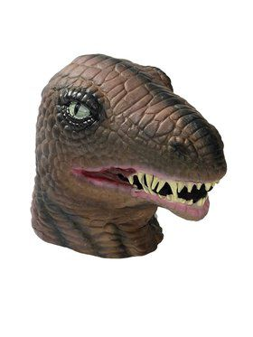 Full Latex Raptor Mask.