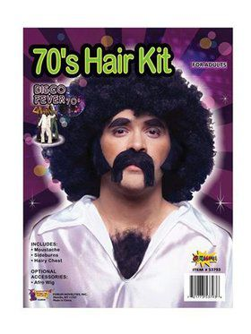 Disco 70s Man Kit