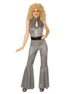Adult Diva Disco Costume
