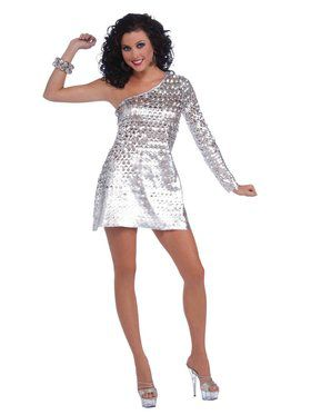 Disco Honey Sexy Costume