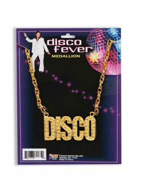 Disco Days Necklace
