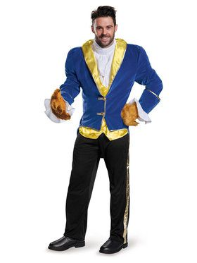 Disney Beast Costume For Adults
