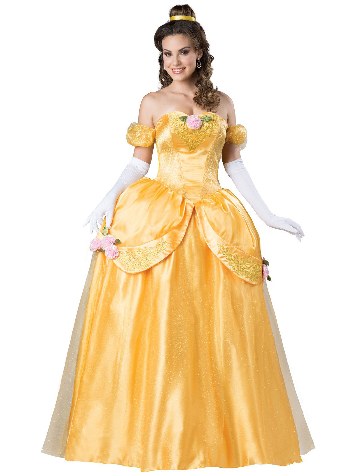 Disguise Inc Disney Beauty And The Beast Belle Ultra Pres...